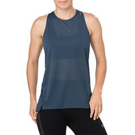 asics Cool - Camiseta sin mangas running Mujer - negro